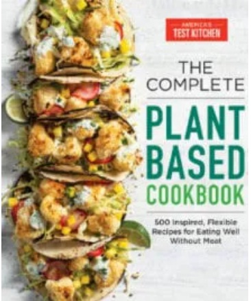 Complete Plant-Based Cookbook Giveaway