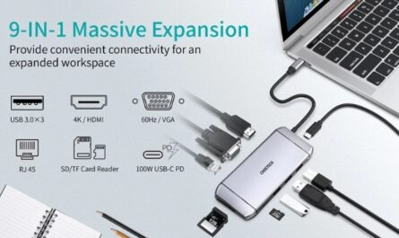 Macrumors 9-in-1 USB-C Adapter From Choetech Giveaway