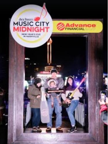 Celebrate 2021 In Nashville Giveaway