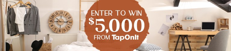 TapOnIt Deals $5,000 Giveaway