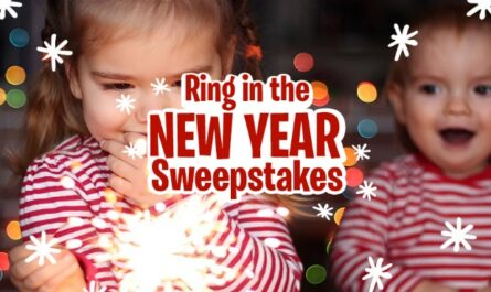 The Little Tikes Ring In The New Year Sweepstakes