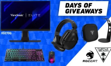 Turtle Beach, Days Of Giveaway