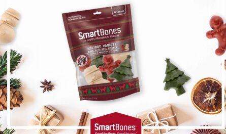 SmartBones Holiday Sweepstakes