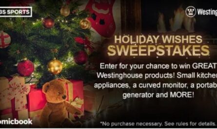 Westinghouse Holiday Wishes Giveaway