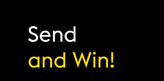 Western Union Send And Win Instant Win Game