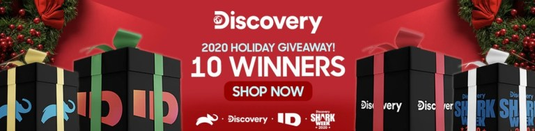 Discovery 2020 Holiday Giveaway