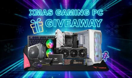 Xmas Gaming Pc Giveaway