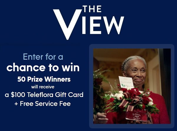 ABC News the View Sweepstakes