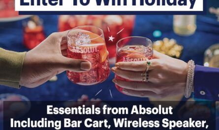 Absolut Holiday Sweepstakes - Absolut.com