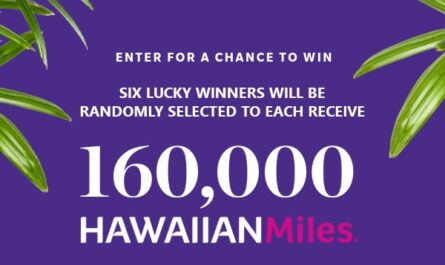 Hawaiian Airlines Aloha From Above Sweepstakes