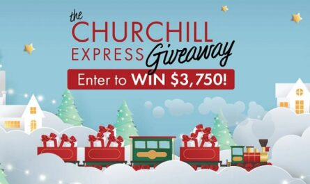 Churchill Mortgage Express Giveaway