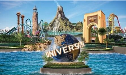KISS FM Win A Trip To Universal Orlando Sweepstakes