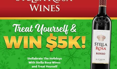 iHeart Stella Rosa Holiday Shopping Spree Sweepstakes