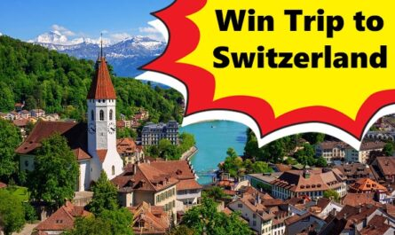 My Switzerland Sweepstakes