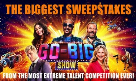 TBS Go Big or Go Home Sweepstakes