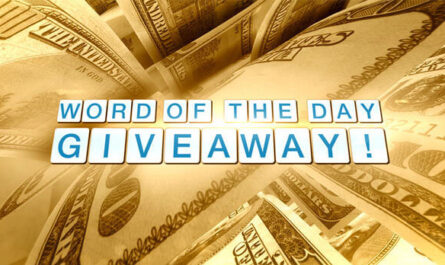 The Doctors TV Word Of The Day Giveaway 2020