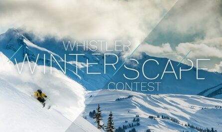 Whistler Winter Vacation Contest