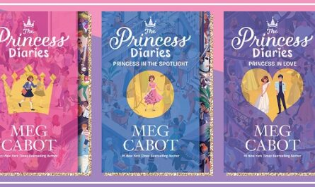 Princess Diaries Free Book Giveaway 2020