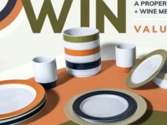 Proper Plate Co Dinnerware Set Giveaway