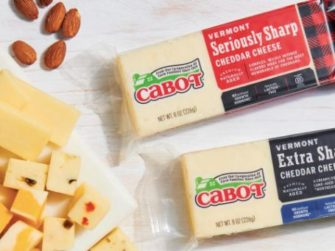 Cabot Creamery New Year Giveaway Sweepstakes