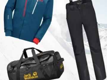 Jack Wolfskin Ski Kit Giveaway