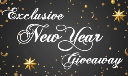 Exclusive New Year Giveaway