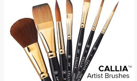 Callia Artist Brushes International Giveaway