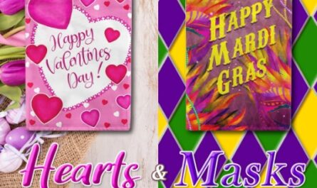 America Forever Hearts And Masks Daily Giveaway