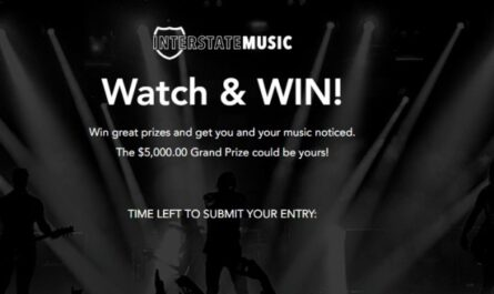 Interstate Music Watch And Win Contest