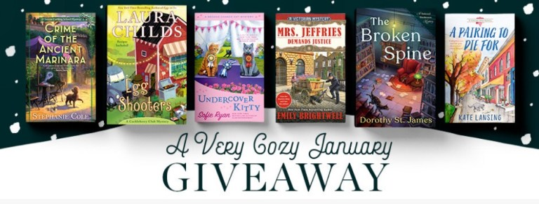 Penguin Random House A Very Cozy January Sweepstakes