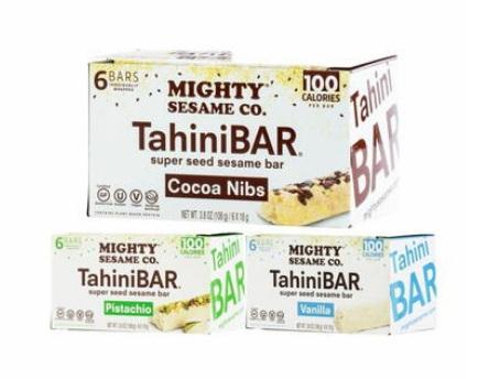 Gluten Free Kayco Tahini Bars Giveaway