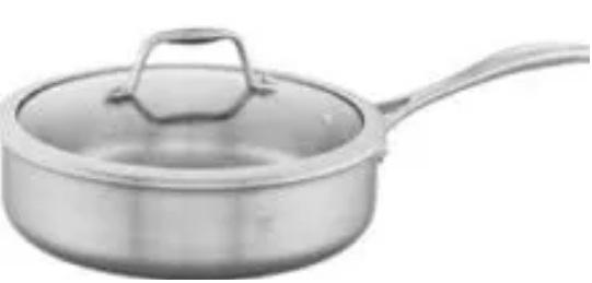Zwilling 3-qt. Saute Pan Giveaway