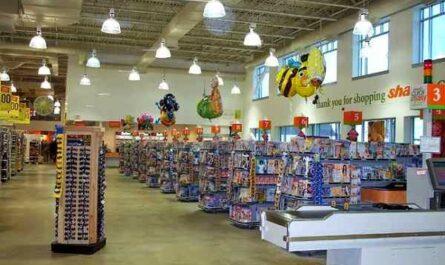 Shaw's Supermarket Survey Sweepstakes