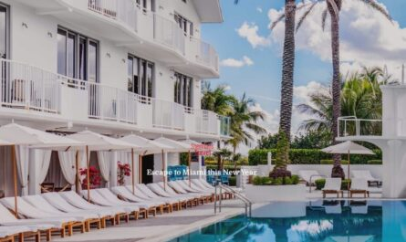Shermans Travel Escape To Miami This New Year Giveaway