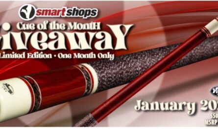 Viking January Cue Giveaway
