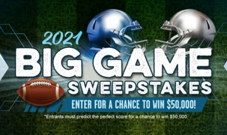 Big Game Contest
