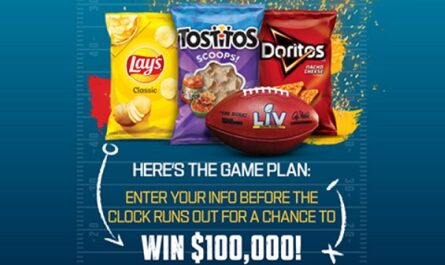 Frito-Lay Crunchtime Sweepstakes