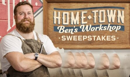 HGTV Ben's Workshop Sweepstakes