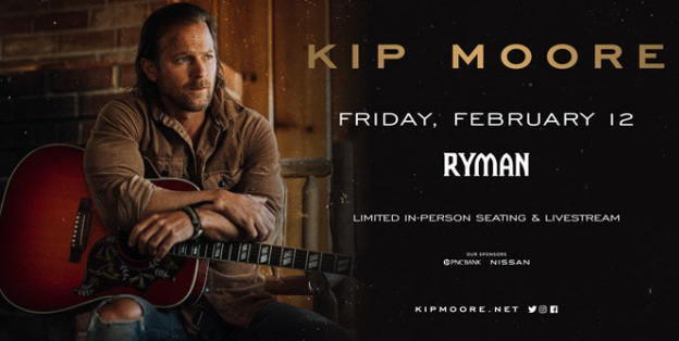 Kip Moore At Work Perk Sweepstakes