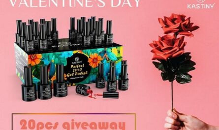 Kastiny Beauty Valentine's Day Giveaway