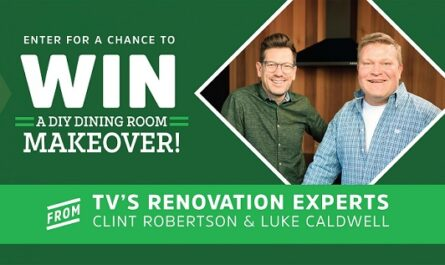 Litehouse Room Makeover Sweepstakes
