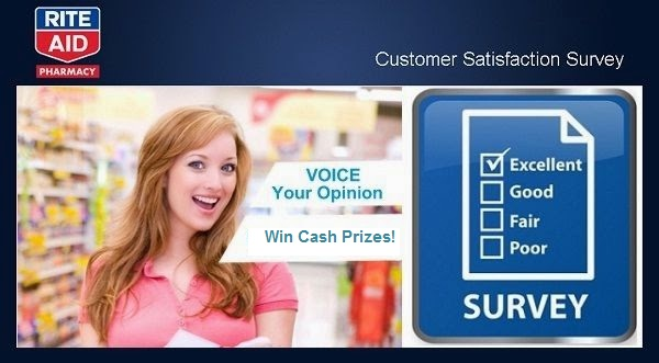 Rite Aid Store Survey Sweepstakes