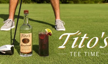 Tito's Tee Time Golf Survey Sweepstakes
