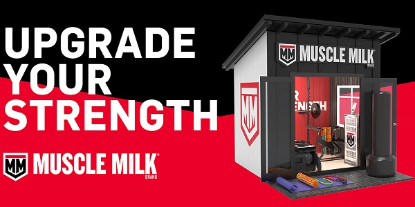 Upgrade Your Strength Sweepstakes