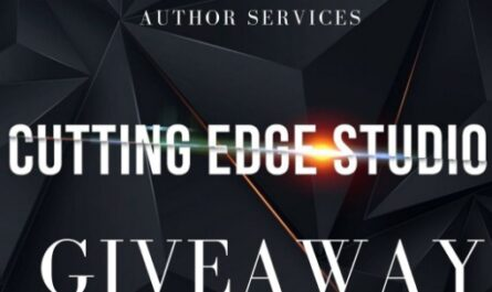 Cutting-edge-studio CES Author Service Giveaway
