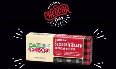 Cabot Creamery National Cheddar Day Sweepstakes