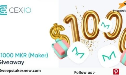 CEX IO $1000 MKR Giveaway