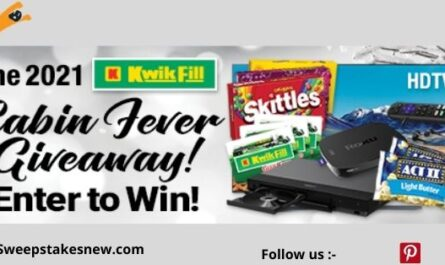 Kwik Fill Cabin Fever Giveaway