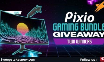 Pixio Gaming Bundle Giveaway