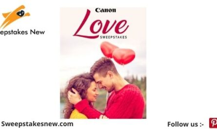 The Canon Love Sweepstakes